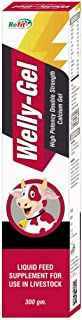 REFIT ANIMAL CARE - Veterinary Calcium Gel for Buffalo, Cow & Cattle (Welly 300 GMS.)