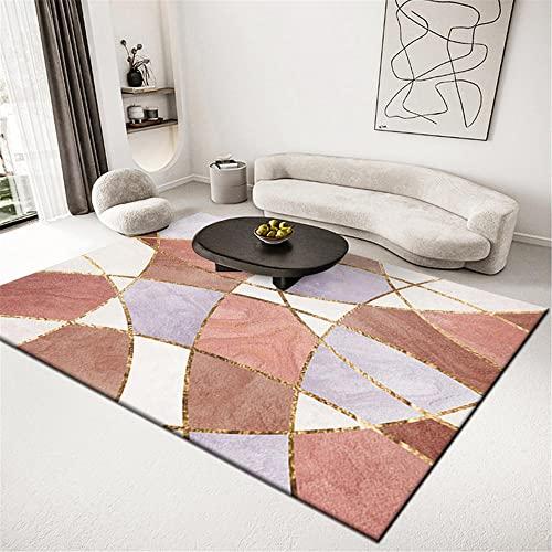 """alfombras habitacion matrimonio alfombra para silla gaming Decoración del dormitorio del estilo moderno del color del rectángulo de la alfombra de la sala de estar salones 120X180CM 3ft 11.2""""X5ft 10.9"""