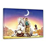Terence Hill Bud Spencer Leinwand - Lucky Luke - Renato
