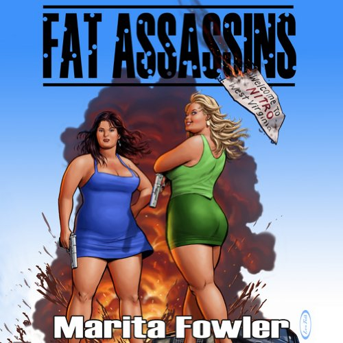 Fat Assassins audiobook cover art