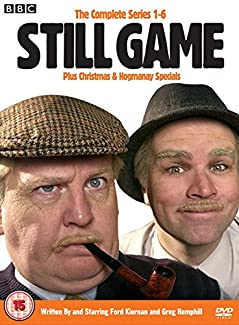 Still Game - The Complete Series 1-6 Plus Christmas & Hogmanay Specials