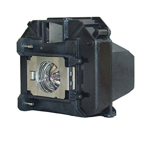 Lutema Philips Replacement Bulb for Epson Lamp ELPLP64 PowerLite D6155W / D6250W / 1850W / 1880 / 935W; VS350W / VS410 WXGA Multimedia Projectors Elite Series V13H010L42