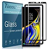TOCOL for Samsung Galaxy Note 9 Screen Protector Tempered Glass [Case Friendly] [Alignment Frame Easy Installation][3D Curved]