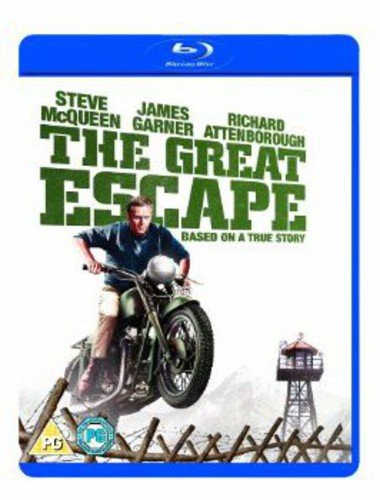 Great Escape The BD [Reino Unido] [Blu-ray]