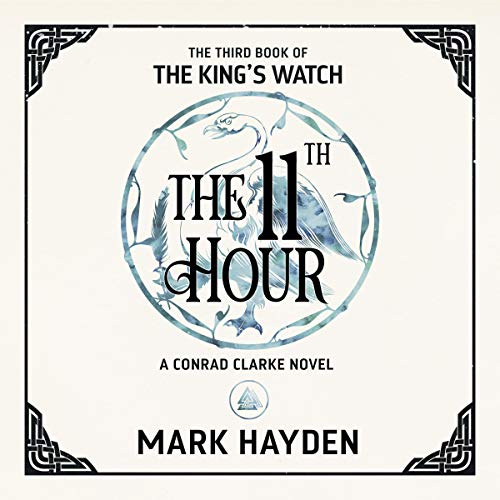 The 11th Hour cover art