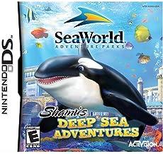SeaWorld Adventure Parks Shamu's Deep Sea Adventure - Nintendo DS
