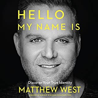 Hello, My Name Is audiobook cover art