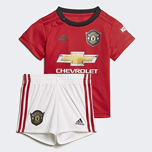 Adidas MUFC H Trainingspak voor baby-jongens