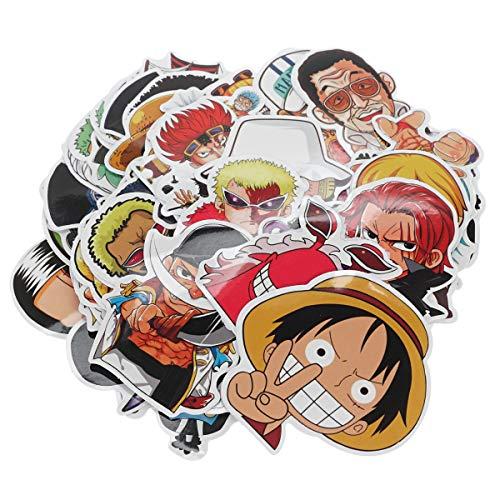 CoolChange One P. Vinyl Sticker Set mit 60 Stück Aufkleber