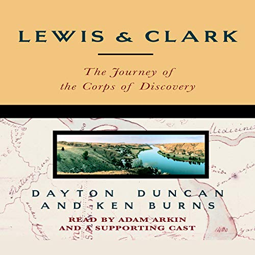 Lewis & Clark cover art