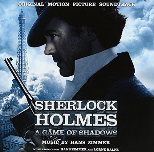 ソニー・ミュージックジャパンインターナショナル『シャーロック・ホームズ シャドウ・ゲーム オリジナル・サウンドトラック(SICP-3423)』