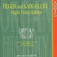 Organ Transcriptions by ARTURO SACCHETTI (1999-08-17)