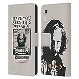 Head Hülle Designs Offizielle Harry Potter Sirius Black Poster Prisoner of Azkaban II Leder Brieftaschen Huelle kompatibel mit Huawei Honor Play 8A