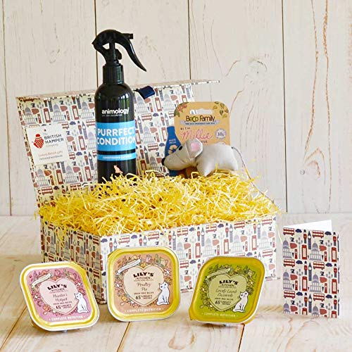 Purrfect Cat Hamper