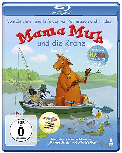 Mama Muh und die Krähe (Der Film) - Vom Zeichner von Pettersson und Findus (Jubiläums-Edition) [Blu-ray]