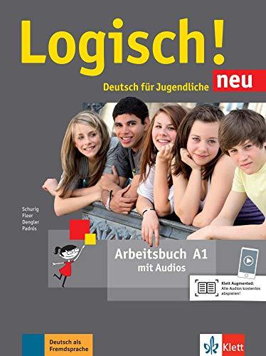 Logisch! neu a1, libro de ejercicios con audio online: Arbeitsbuch A1 + Audio-Online