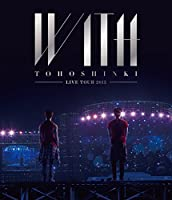 東方神起 LIVE TOUR 2015 WITH(Blu-ray Disc)(通常盤)