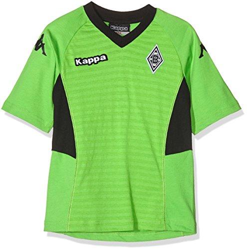 Kappa Kinder Borussia Mönchengladbach T-Shirt, 304 Classic Green, 140