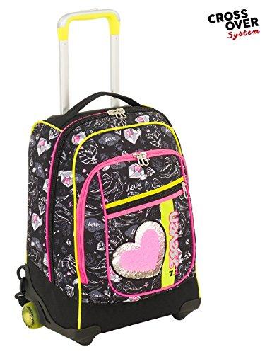 Seven- Trolley Round-Heart Girl, 201001851-899