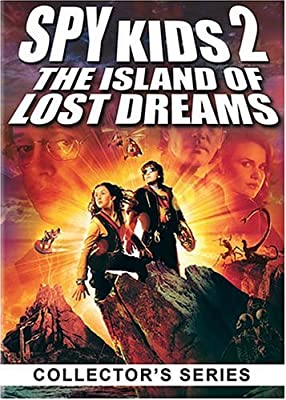Spy Kids 2: The Island of Lost Dreams (Collector's Series) from Dimension/Walt Disney Home Video