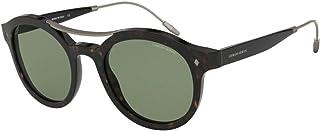 36d34441aa Armani GIORGIO 0AR8119 Gafas de sol, Havana, 50 para Hombre