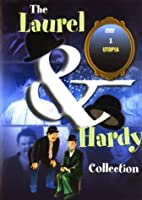 Laurel and Hardy Collection: 5 - Utopia [DVD] (200 (1 CD)