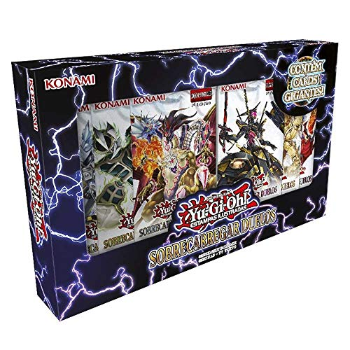 Box Especial Yu-Gi-Oh! Sobrecarregar Duelos Duel Overload Edição Especial Konami - SUIKA