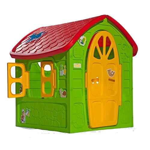 Kinderspielhaus Kunststoff
