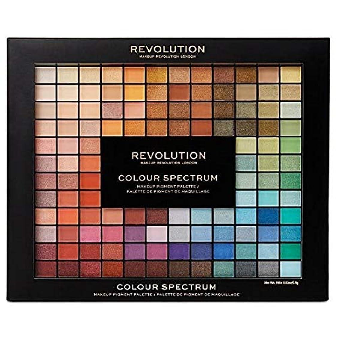 ジャーナリスト大脳語[Revolution ] 革命196色アイシャドウパレット - Revolution 196 Colour Eye Shadow Palette [並行輸入品]