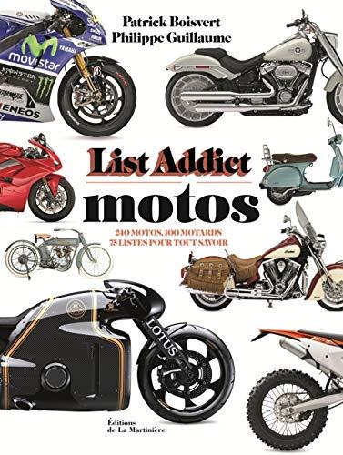 List addict motos - 240 motos, 1...
