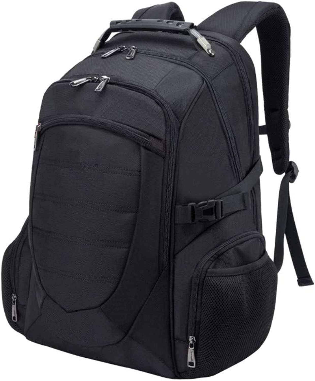 Laptop BackpackBusiness Computer Bag Black Business Computer Bag Large Capacity Travel Backpack Outdoor Waterproof Backpack