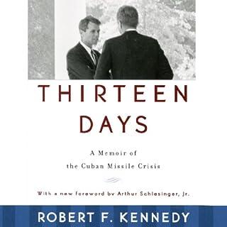 Thirteen Days cover art