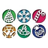 Weihnachten Grußkarte Stanzschablone Stanzbögen Stanzmaschine Stanzformen für Scrapbooking Kartenbasteln
