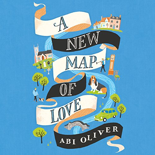 A New Map of Love audiobook cover art