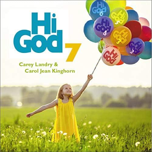 Carey Landry & Carol Jean Kinghorn-Landry
