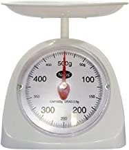 WXYXG Mechanical Kitchen Scales, 500 Grams of Household Machinery Kitchen Scales, Old Fashioned Mechanical Small Scales, W...