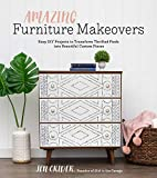 Amazing Furniture Makeovers: Easy DIY Projects to Transform Thrifted Finds into Beautiful Custom Pieces