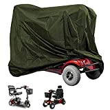 Zeudas Mobility Scooter Cover, Green