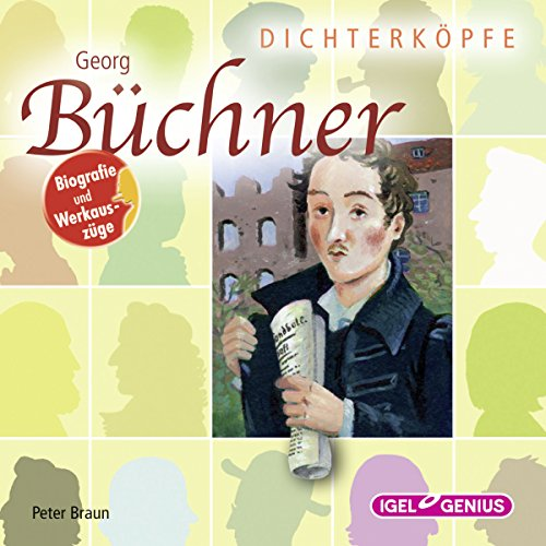 Georg Büchner audiobook cover art