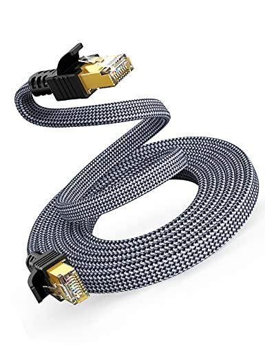 Snowkids Cable Ethernet Cable de Red Cat...