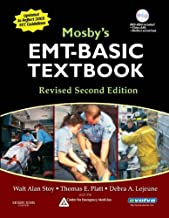 Mosby's EMT-Basic Textbook (Hardcover) - Revised Reprint, 2e