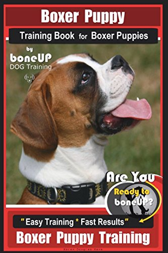 Best Boxer Dog Training Book