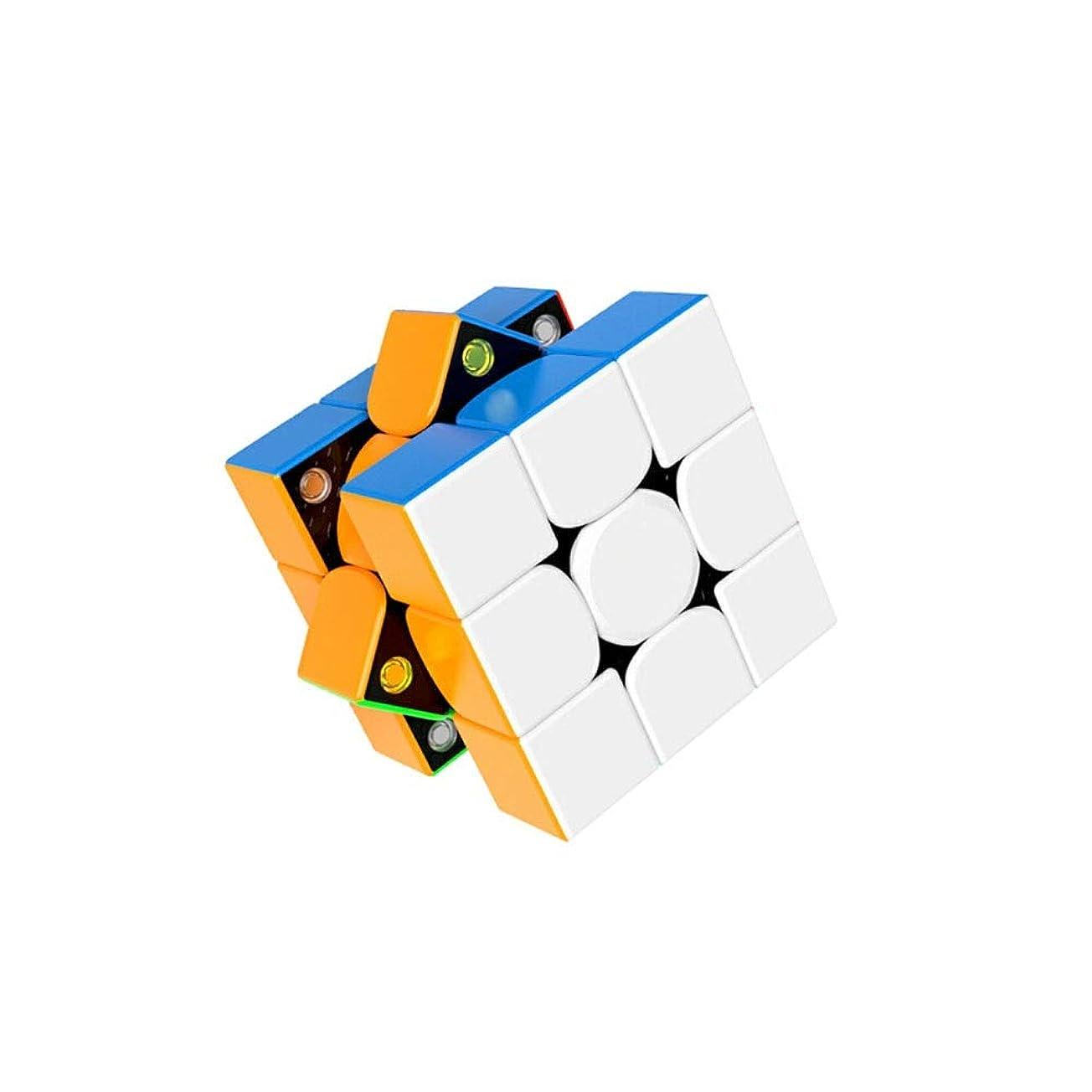 論争子供時代パーセントHongyuantongxun ルービックキューブ、快適な雰囲気を持つ革新的な磁気キューブ、高品質のデザインスタイル(3次) 実用的 (Color : Multi-colored, Edition : Third order)