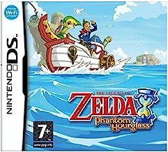 The Legend of Zelda Phantom Hourglass sem manual