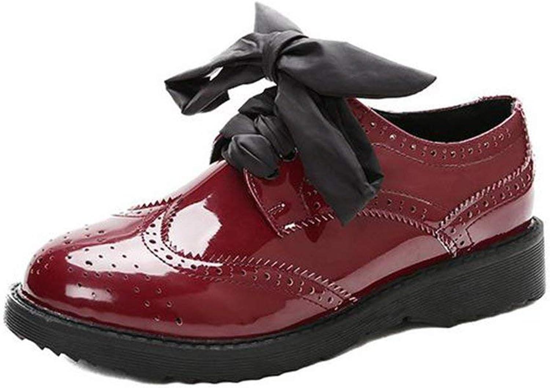 Fuxitoggo Der Boden Dokumentarfilm britischen Retro oft Grosse Grosse Grosse Schuhe des Wind (Farbe   Rot, Größe   39)  17b440