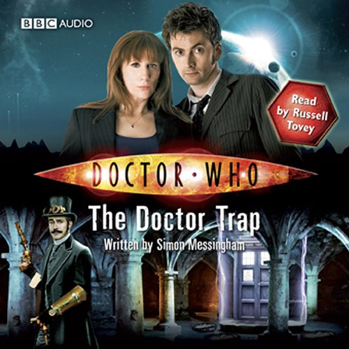 Doctor Who     The Doctor Trap              De :                                                                                                                                 Simon Messingham                               Lu par :                                                                                                                                 Russell Tovey                      Durée : 2 h et 23 min     Pas de notations     Global 0,0