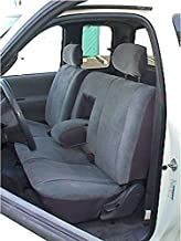 Durafit Seat Covers, T729 C1 Made to fit 1989-1991 Pickup Xcab 60/40 Split Bench seat with Adjustable headrests and Integrated armrest. 4 Wheel Drive Exact Seat Covers