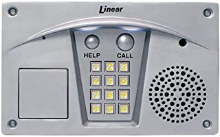 Linear RE - 2SS Residential Telephone Entry System