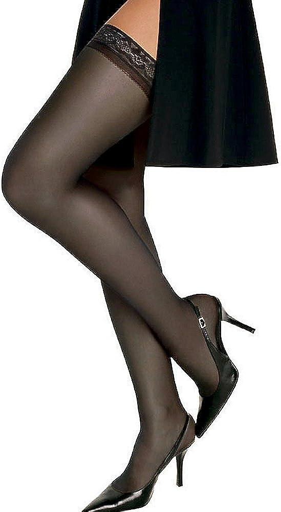 Hanes Silk Reflections Silky Sheer Thigh High