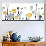 MAANINE Ballon Long Impression sur Toile Unique Peinture Mur Art Photos pour Salon Chambre Art Imprimer Décor No Frame 50 * 100 CM